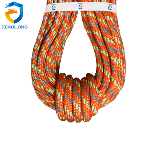 12mm double braid marine polyester safety water rescue rope