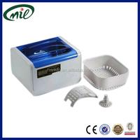 Dental product china mini ultrasonic cleaner/contact lens ultrasonic cleaner