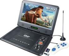 9 inches high-definition Portable DVD Player ,Portable mini TV player