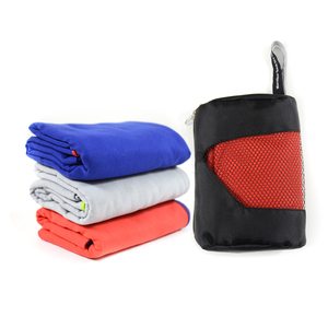 2018 new arrival super cheap travel gym fitness towels with logo printed