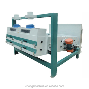 grain gravity seed cleaner /seed cleaning machinery /grain vibrating separator