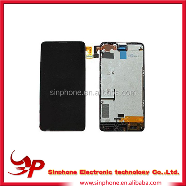 LCD display for nokia lumia 630 touch screen digitizer for nokia lumia 630 lcd replacement china product