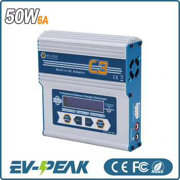Ev-peak C3 Power Max 18v Car Battery Charger Lipo Battery Charger ...