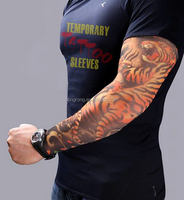 High simulation Eco-friendly tattoo sleeves