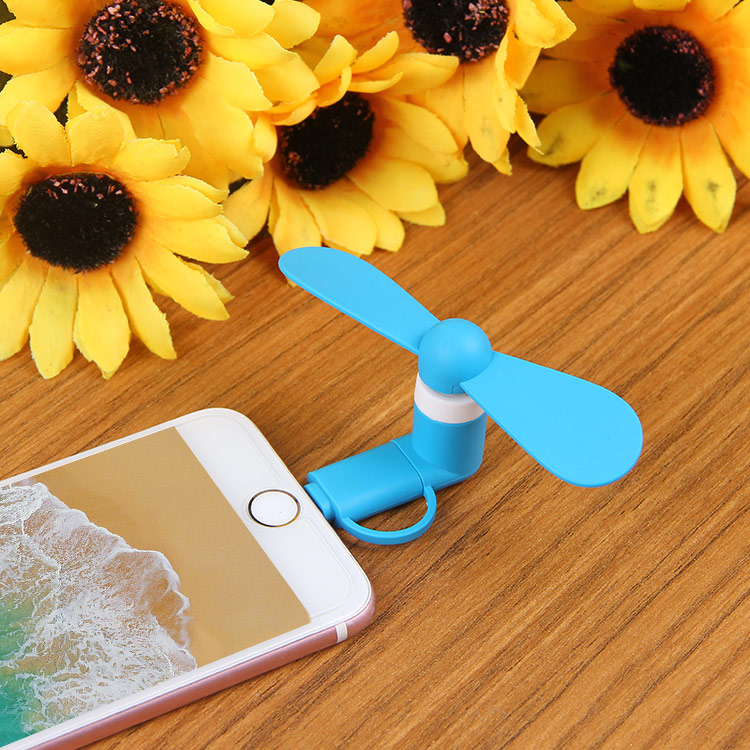 Small Rechargeable Usb Table Fan Factory,Portable Mini Usb Phone Electric Fan