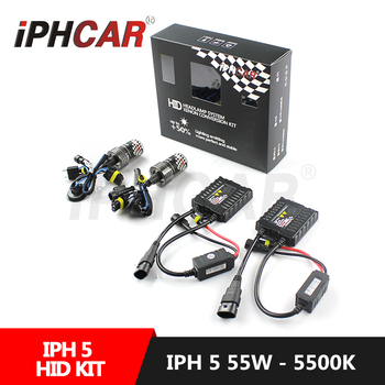 Iphcar Iph5 Factory Price Car Accessories Super Brightness Universal 5500k  Bulb 55w Hid Ballast Repair Kit - Buy Iphcar Universal 5500k Bulb,55w Hid