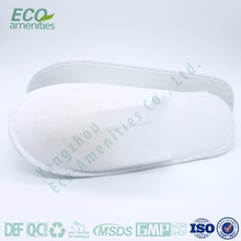 2017 eco amenities custom luxury hotel supplies latest ladies slide slippers Export to USA SPA