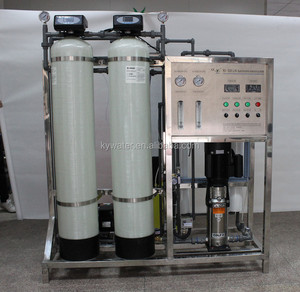 500L/H water purification systems with ro water filter parts