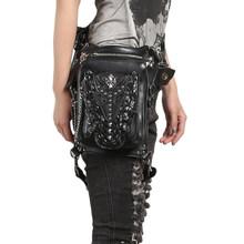 Поясная Сумка Norbinus Goth женская, из искусственной кожи(Китай)