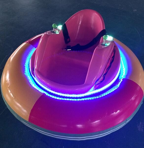 Inflatable Outdoor kids&adults amusement rides Ufo Bumper cars for sale