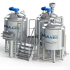 1000l brewery turnkey micro brewery plant beer brewing system