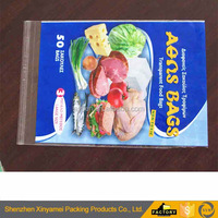 safety assurance high quality food grade opp bopp self adhesive packaging bags with strong self adhesive sealing tape