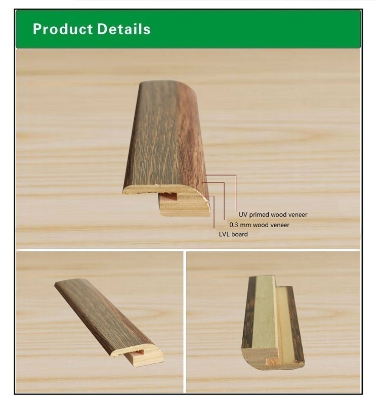 wood picture frame moulding for making picture frames