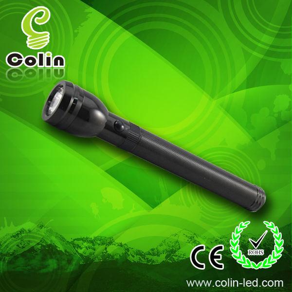 CREE Q5 police super bright maglite led 3 d cell flashlight