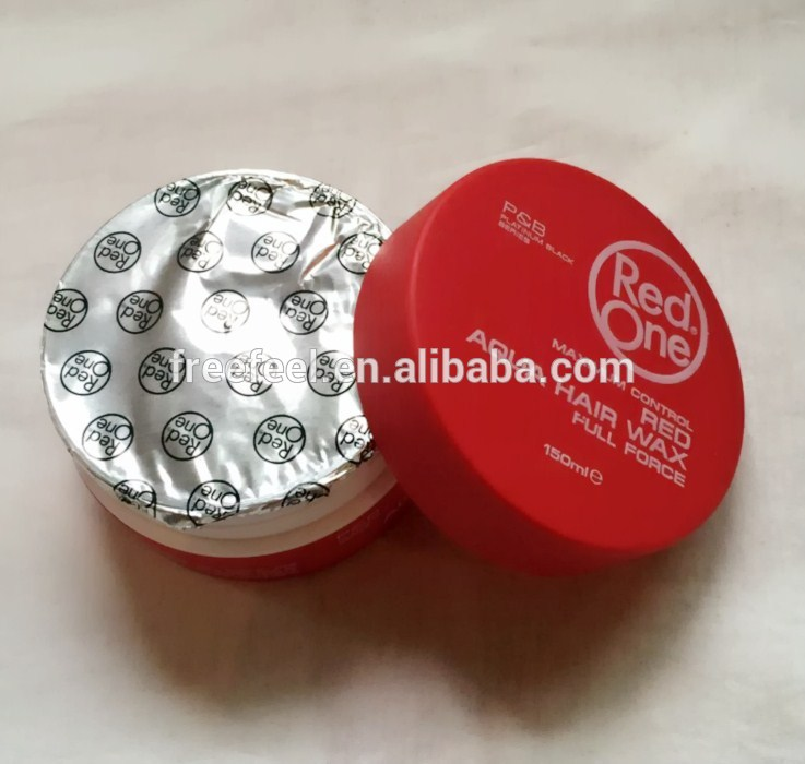 Energy Saving hair wax red one