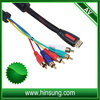 Hot sale!!! hdmi cable converter to rca cable