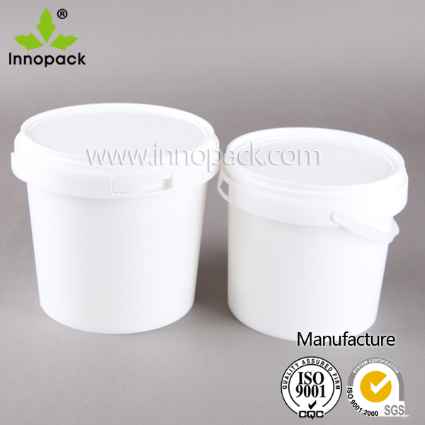PP Plastic Bucket 10L 12L 15L 20L 5Gallon
