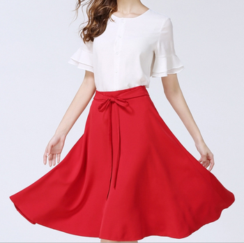 adfffc9a5 2017 Nuevo Diseño De Moda Mujeres Falda Larga Último Modelo Falda - Buy  Falda Modelo Más Reciente,Faldas De Vestir,Faldas Para Adultos Product on  ...