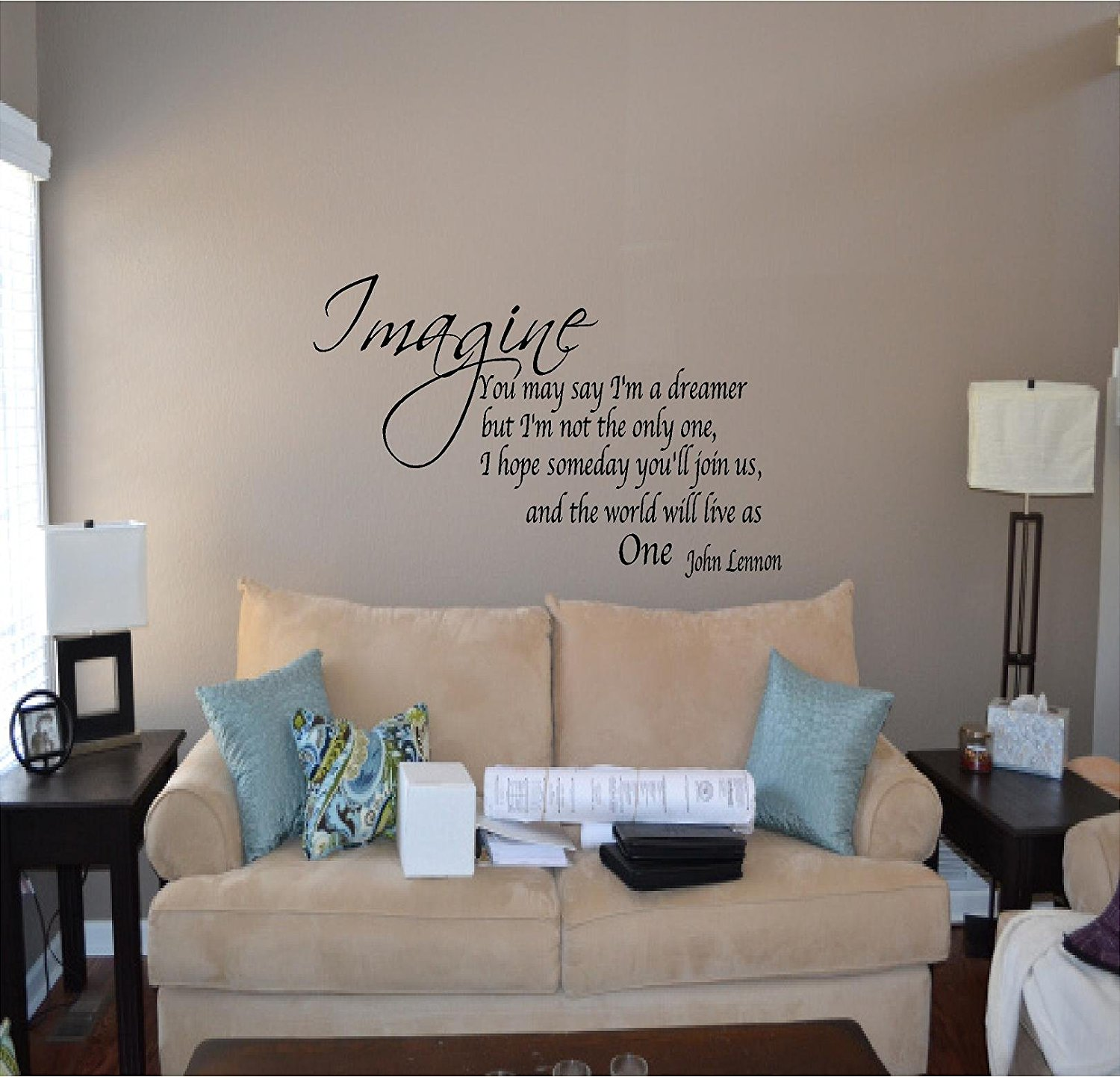 Cheap Wall Stickers Inspirational Quotes Find Wall Stickers