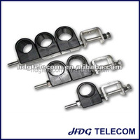 304 Stainless Steel Power Cable Clamp HDG Telecom