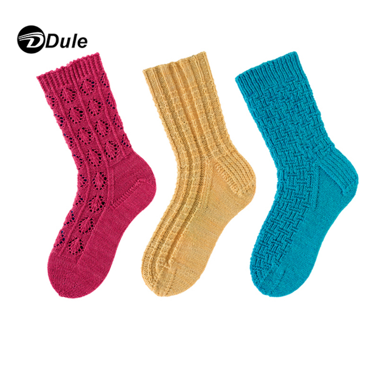 DL-II-1447 hand socks socks handmade knitting sock