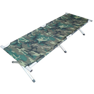 High quality army gear,camping cots,folding beds