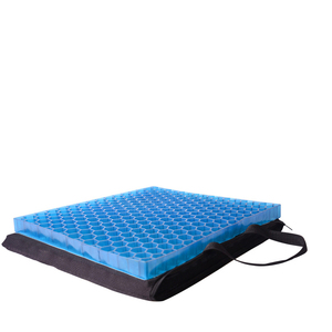 15 years factory OEM cover folding ventilated gel enhanced blood circulation seat cushion