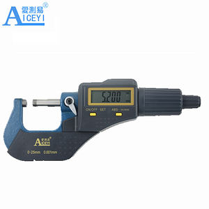 Easy To Use Digital Stage Micrometer Caliper Price