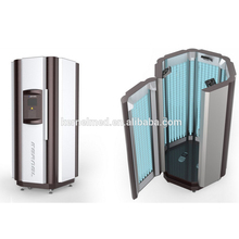 Full body UVB phototherapy unit 311nm UVB lamp cabinet vitiligo psoriasis kn-4001