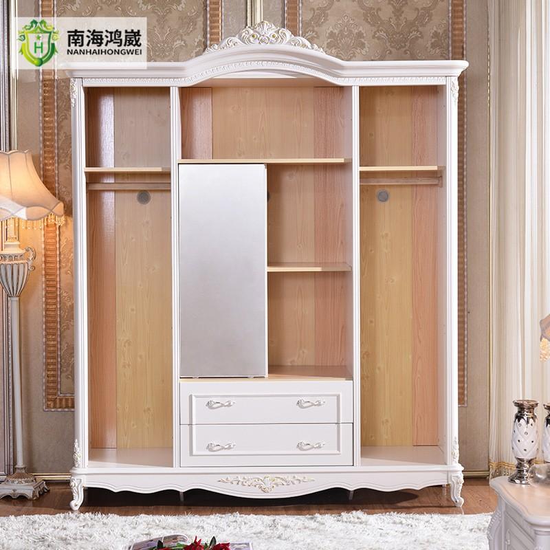 Últimas precio justo de madera dormitorio armario muebles de diseño ...