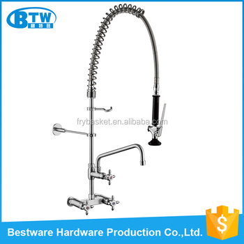 Factory Oem Odm Restaurant Stainless Steel Modern Industrial Kitchen Faucet For Use With Dishwasher Buy Kitchen Faucet Kitchen Faucets Stainless
