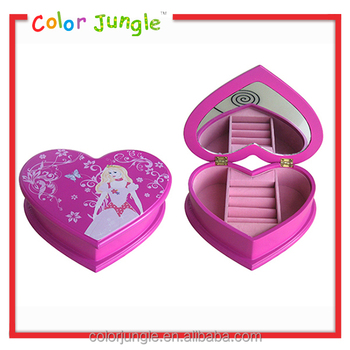 Wooden Jewelry Box Manufacturers ChinaGirls Favourite Jewelry Box