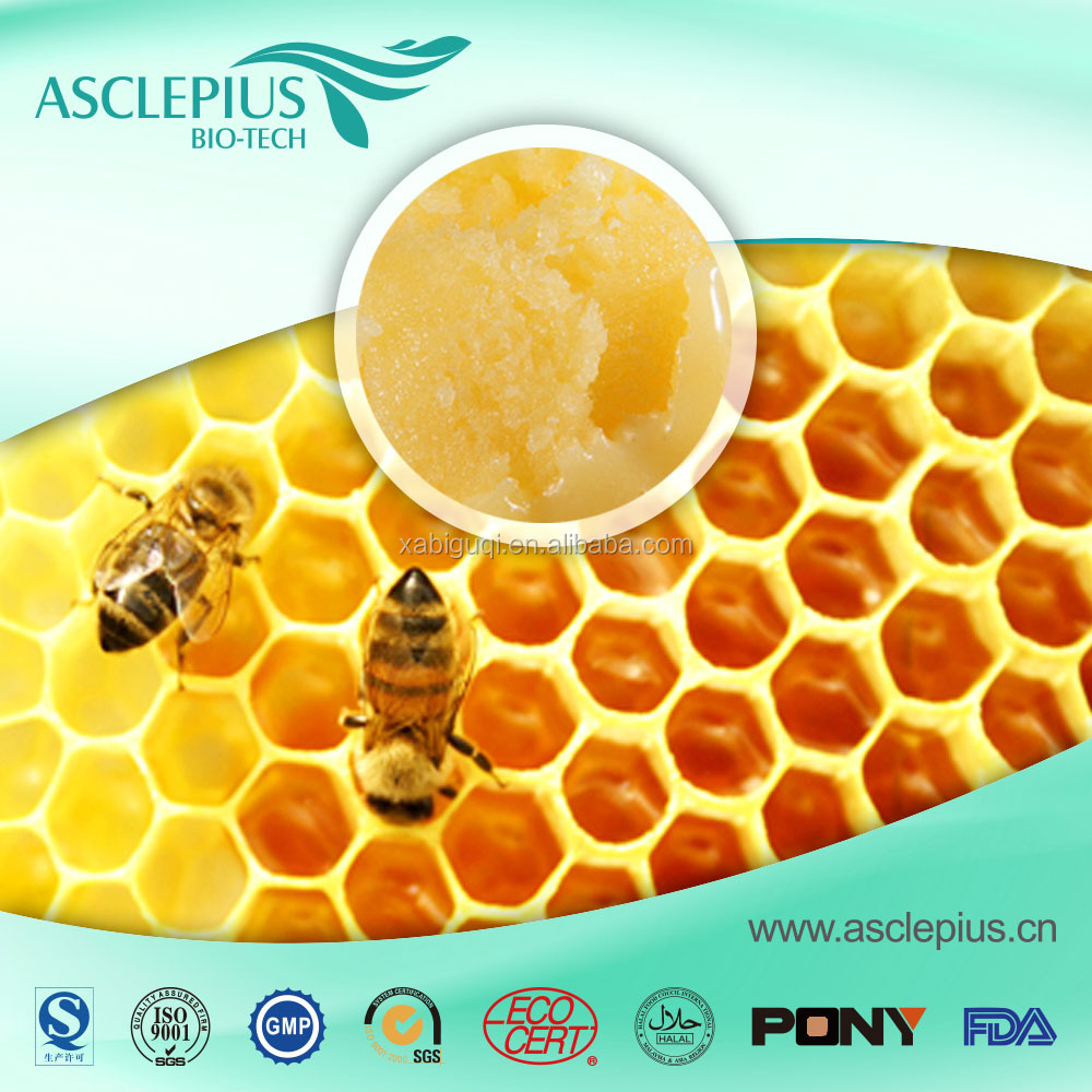 Factory Supply Best Fresh Royal Jelly make organic powder/capsule /tablet