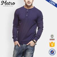 100% Pima Cotton Wholesale Blank Men Stylish Plain T-shirt