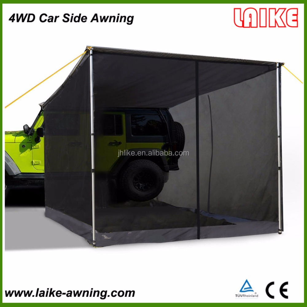 Camping Outdoor Luxury 4WD Car Side Awning From Longroad Campers