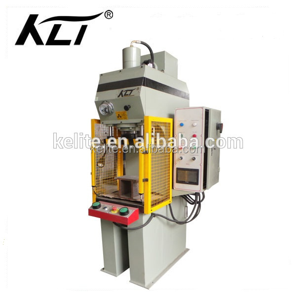 Manufacturing YKT hydraulic press machine for brake pad 160T