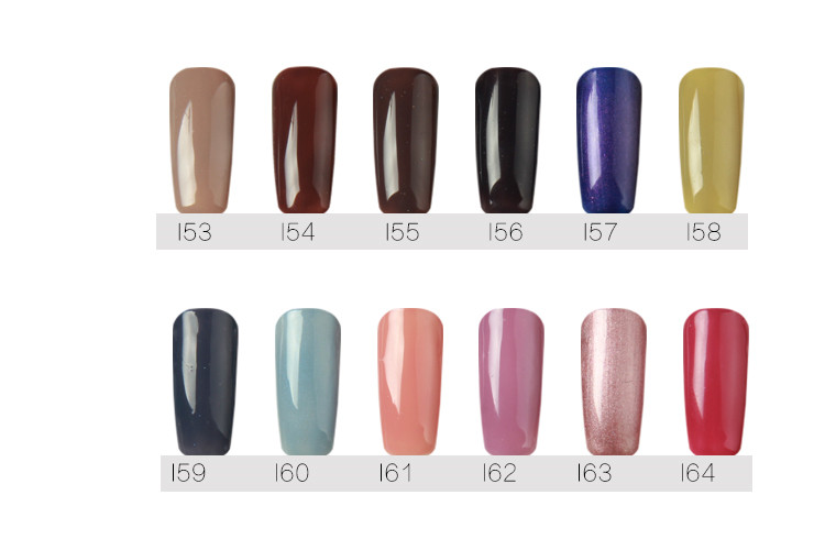 Free Sample Gel Nail Polish UV Gel Polish Nail Art Best Selling Products 2018 In USA