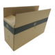 Plain corrugated cardboard cartons wholesale paper corrugated box supplier