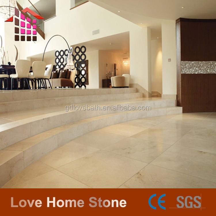 600x600 Light Cream Color Living Room Marble Floor Tile Price Maya Onyx Slab Tiles