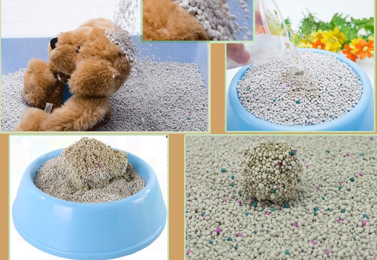 silicone bentonite liti re pour chat produits de beaut nettoyage pour animaux domestiques id. Black Bedroom Furniture Sets. Home Design Ideas