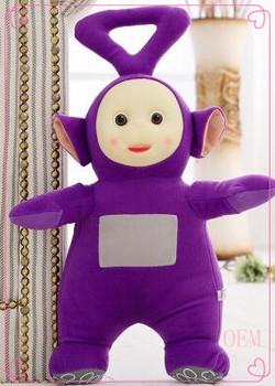 2016 Factory Soft Plush Purple Teletubbies Toys Buy Plush