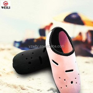 neoprene sport beach aqua swimming shoes for water