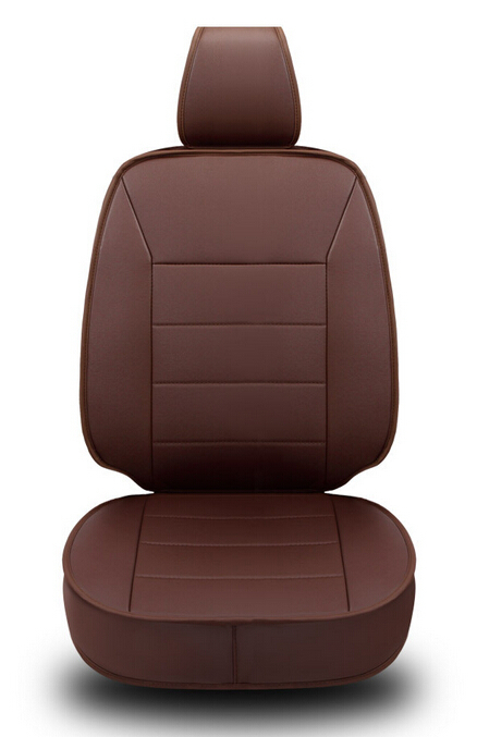 car seat cover fashion simple microfiber leather seat cushion Four Seasons General automotive supplies