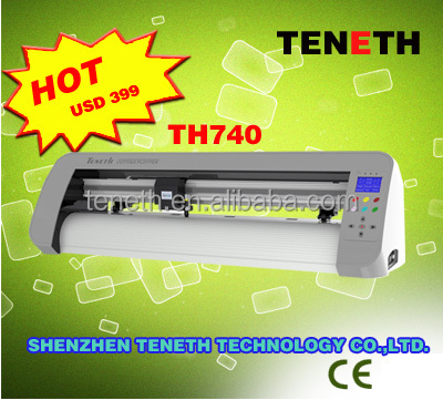 740mm Vinyl Cutting Plotter Widely Used in Inkjrt Printer.