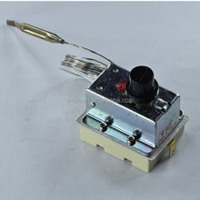 toaster oven safety cut out high and low temperature thermostat