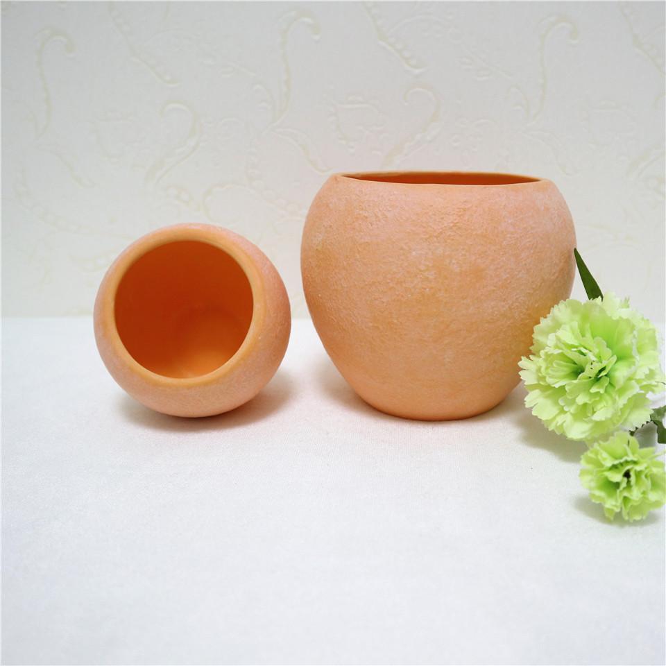 Alibaba & Cheap Handmade Terracotta Plant Pots Handmade Flower Pot Smart Flower Pot Desktop Ceramic Planter - Buy Terracotta Plant Pots Product on Alibaba.com