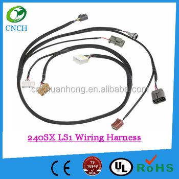 240sx ls1 wiring harness knock sensor wire harness buy. Black Bedroom Furniture Sets. Home Design Ideas