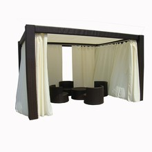 Rattan Gazebo For Sale Curtain Cover