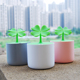 Cheap Price Air Humidifier mini 4 Leaf-clover Desktop Air Humidifier mini 180ml Air Mini Humidifier For Home and Car