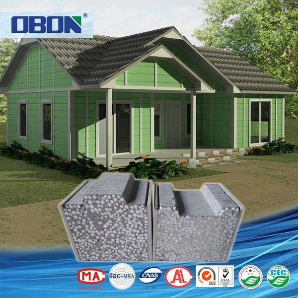 Modern eco friendly houses for sale